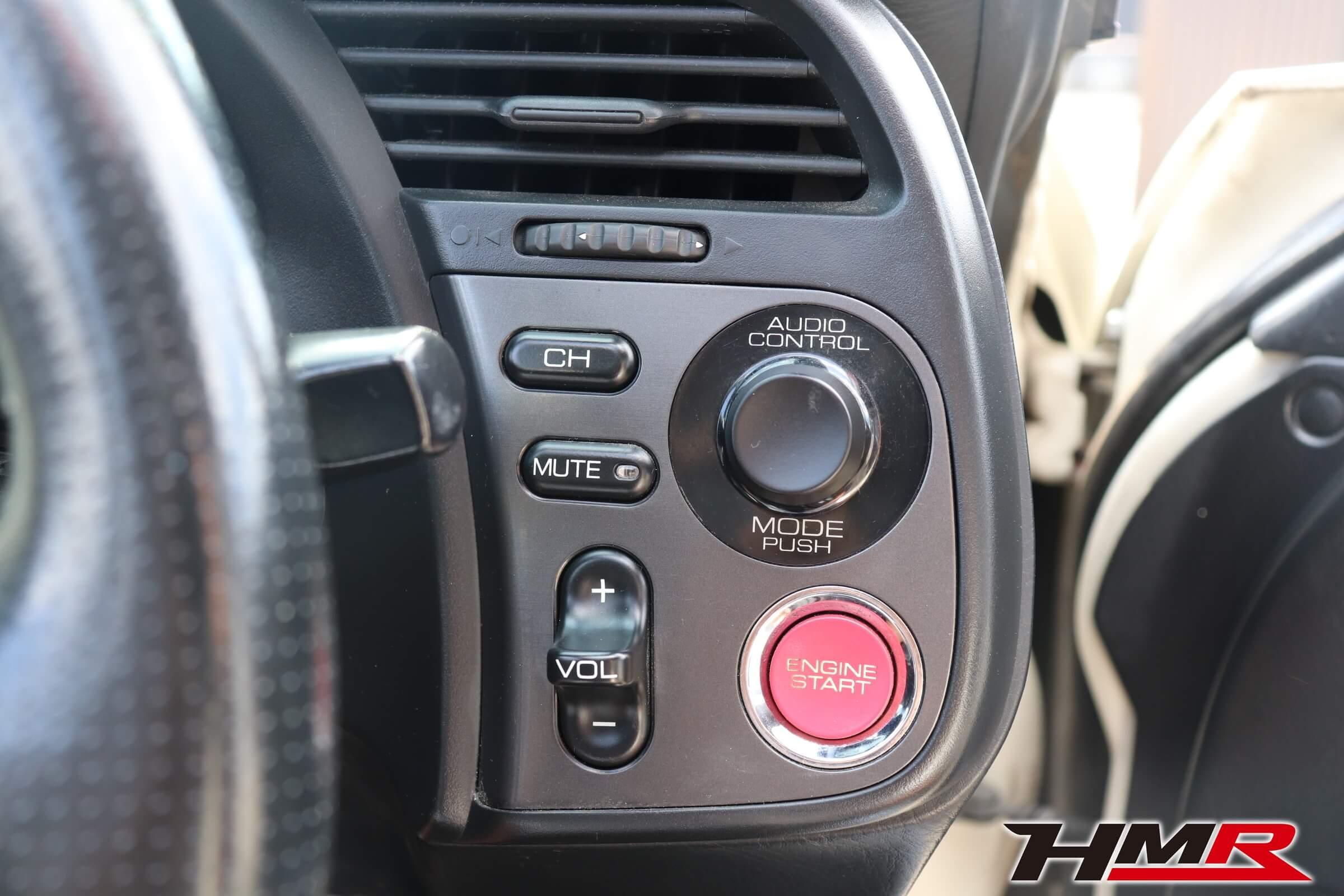 S2000(AP1)エンジンスターターボタン