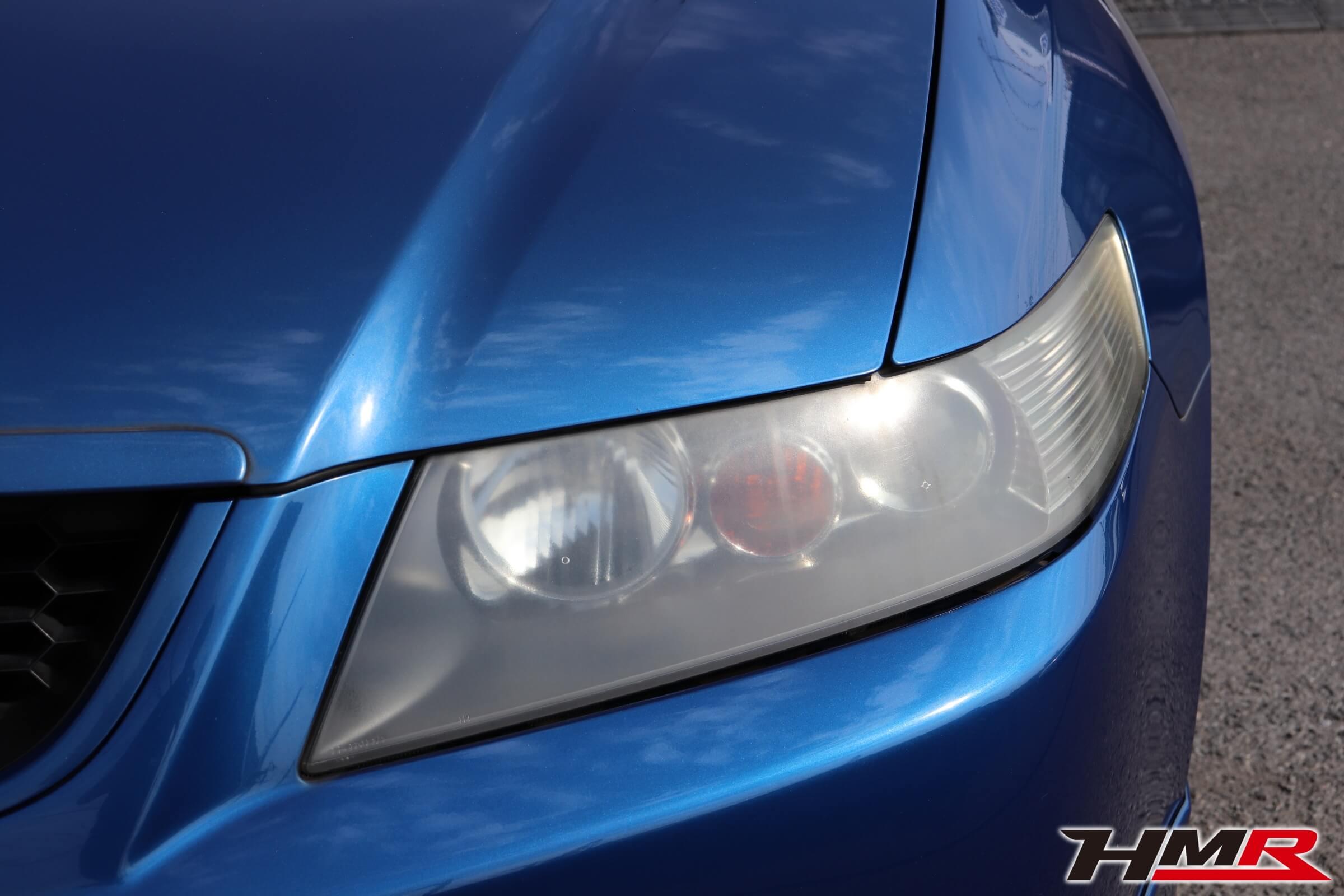 アコードユーロR(CL7)ヘッドライト