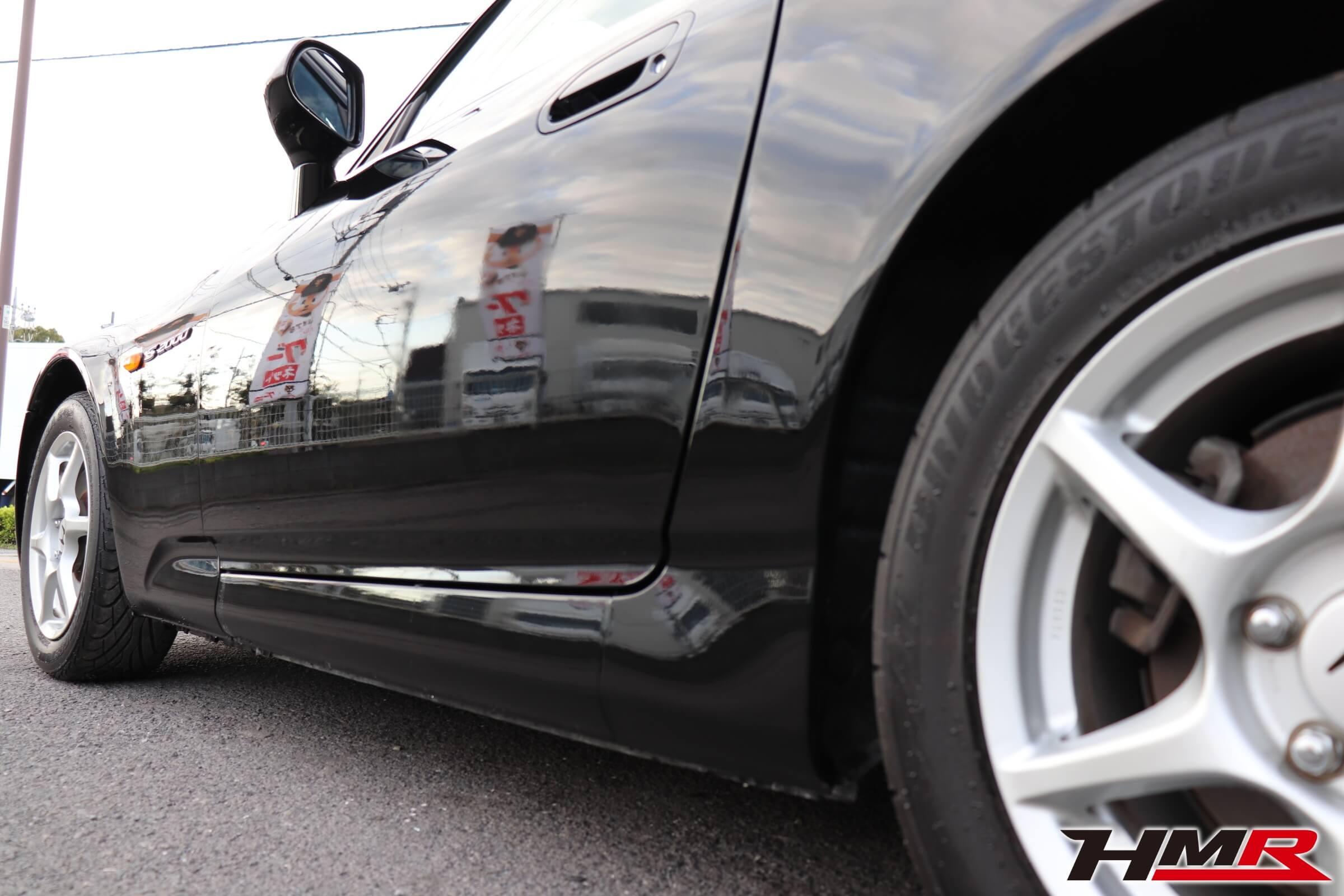 S2000(AP1) ボディサイド