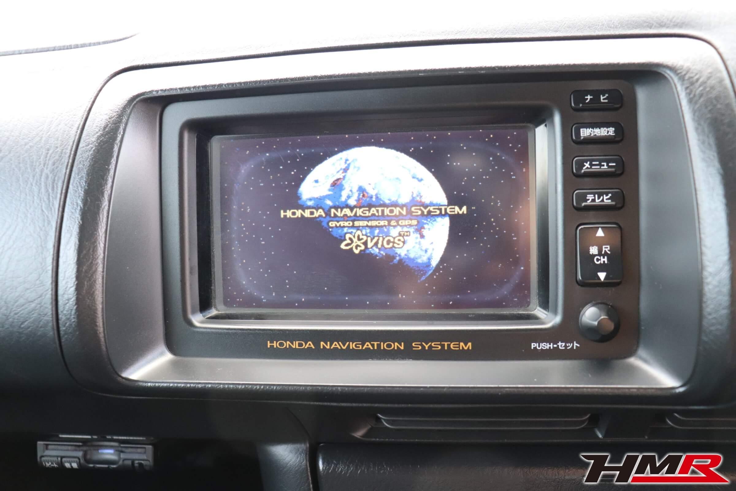 S2000(AP1) 純正DCDナビ