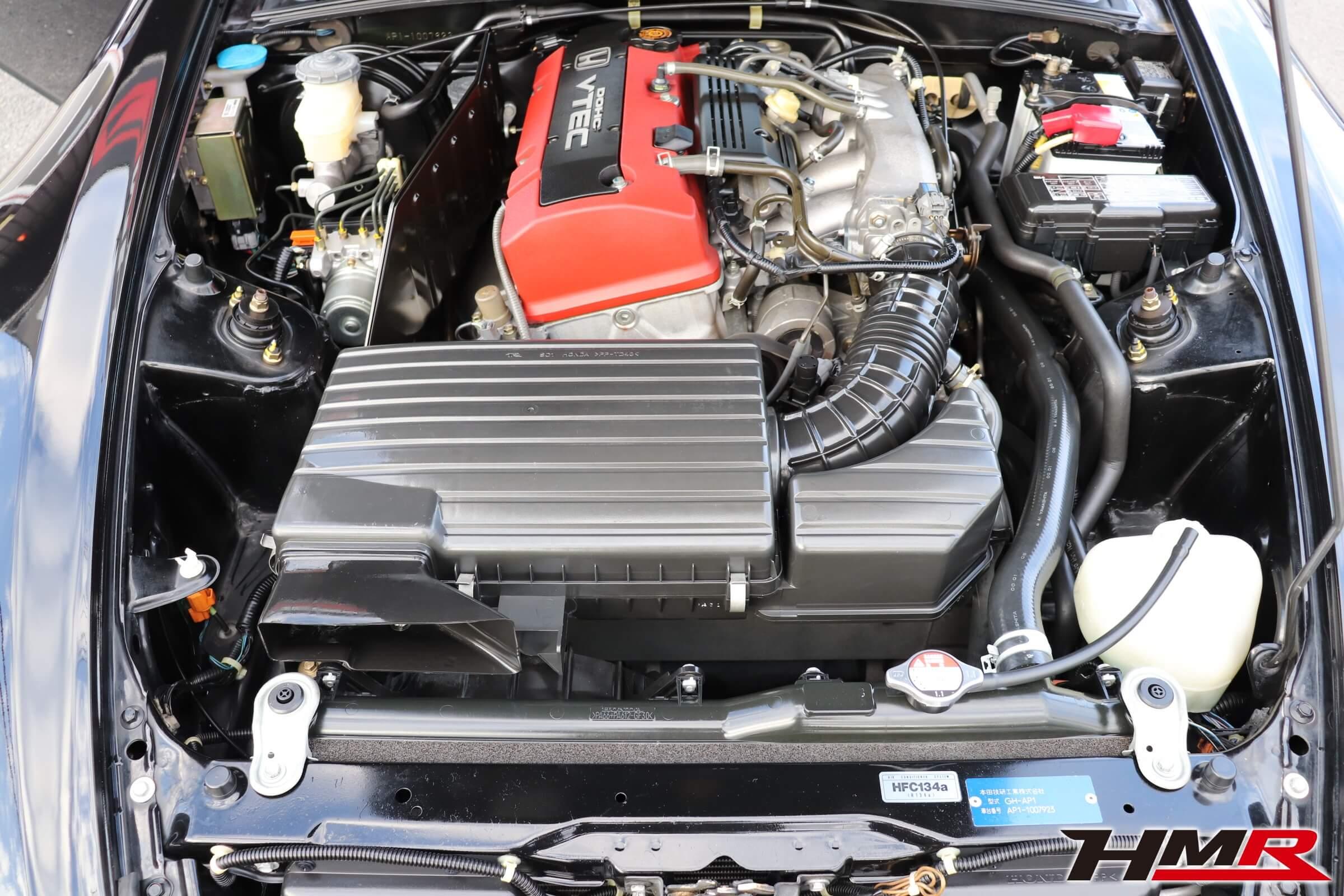 S2000(AP1) エンジンルーム