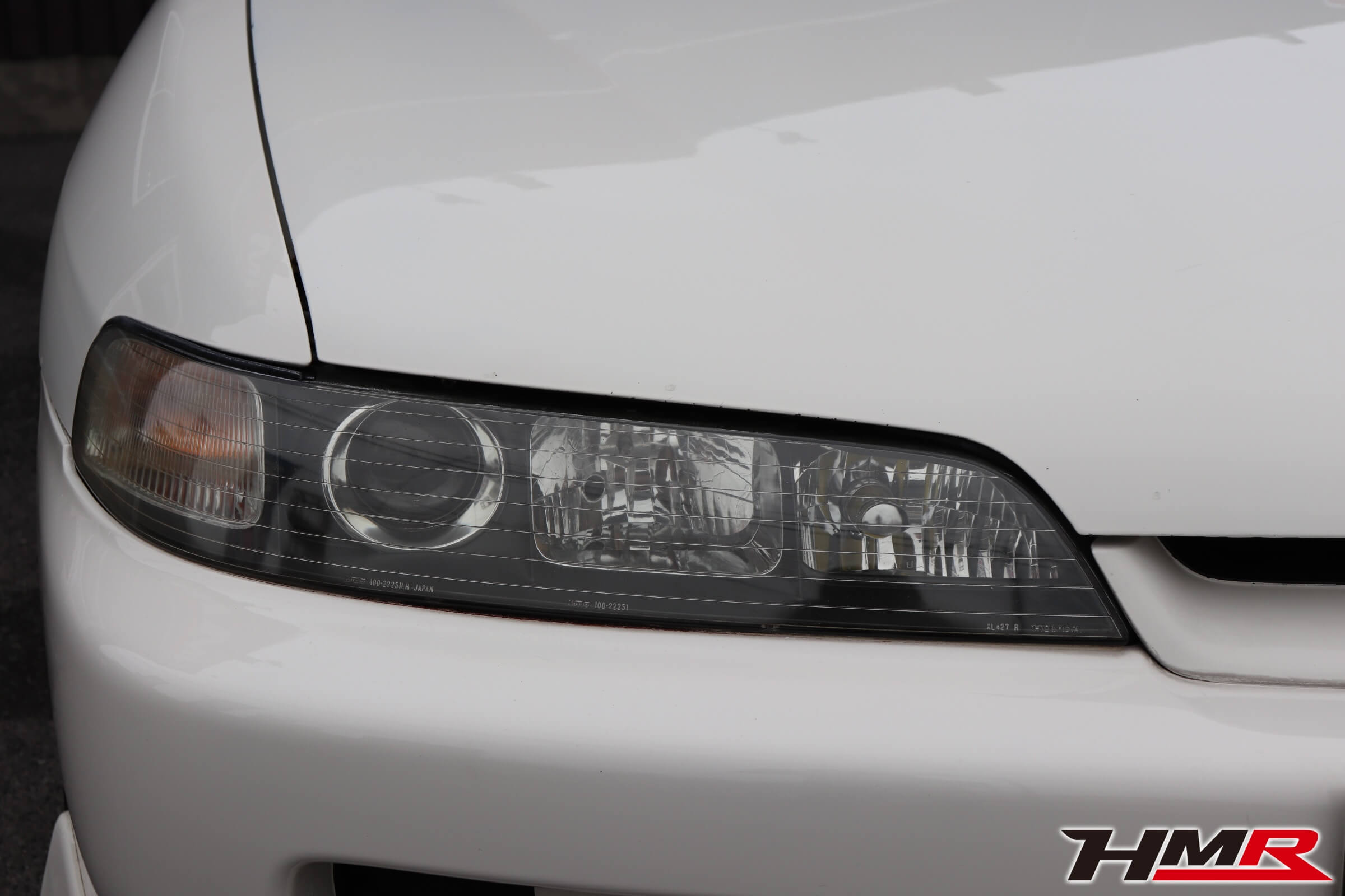 インテグラタイプR(DB8)ヘッドライト