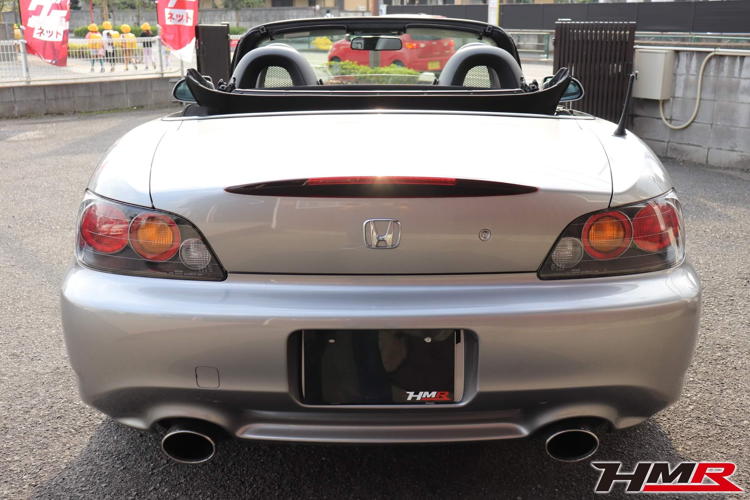 S2000(AP1)セブリングシルバーメタリック