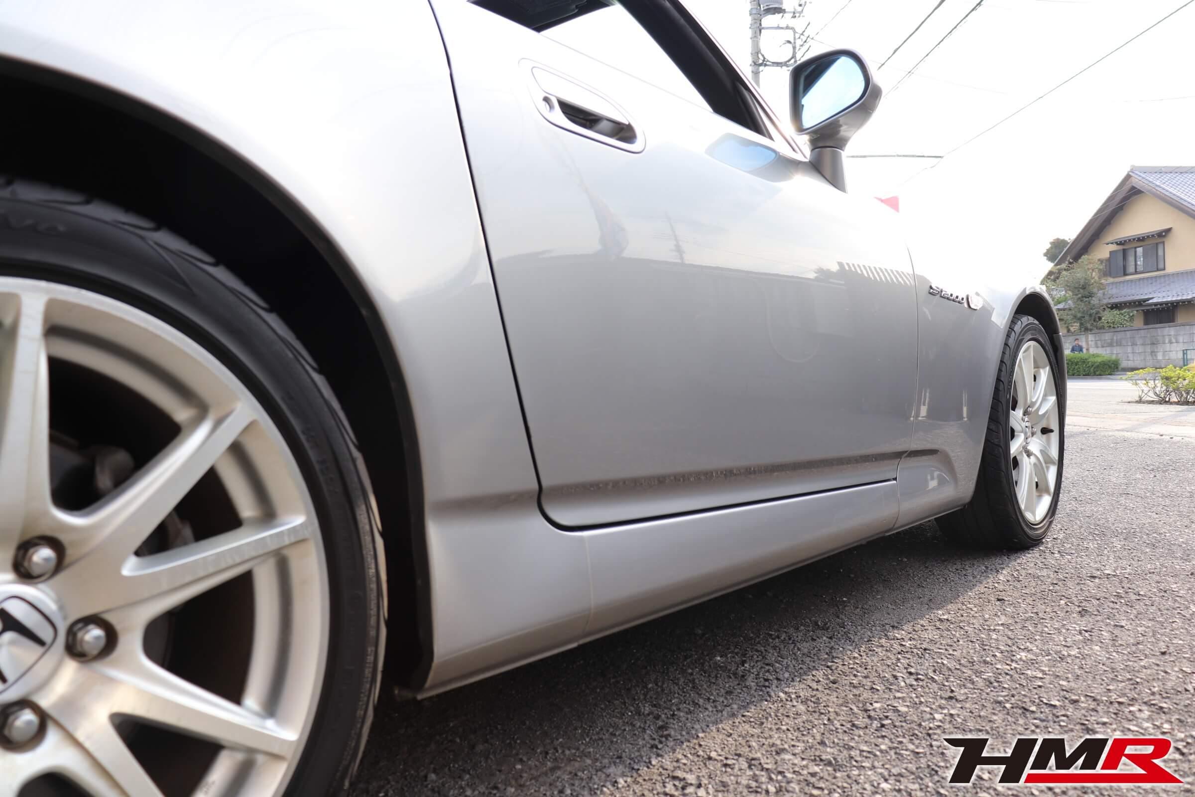 S2000(AP1)ボディサイド
