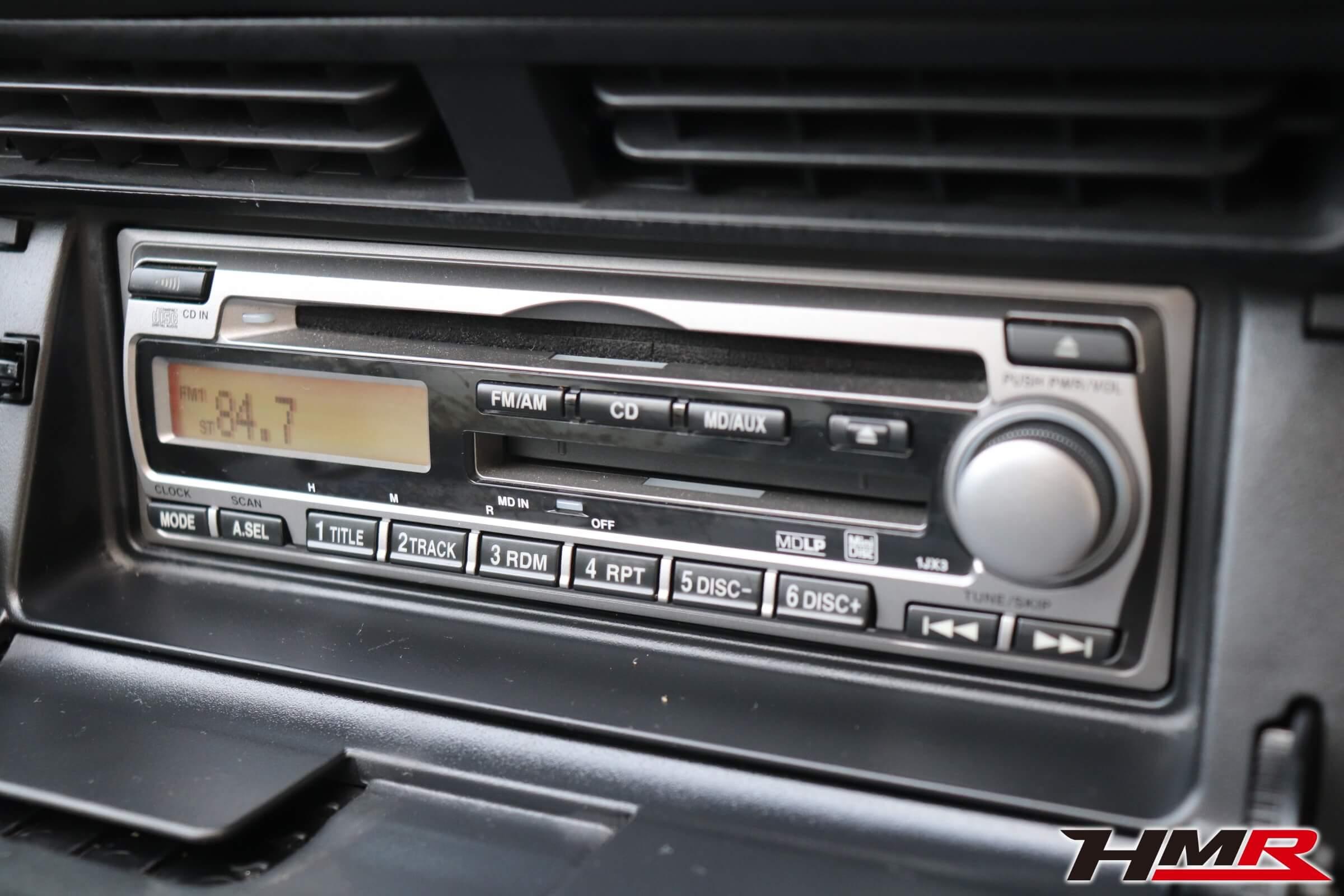 S2000(AP1)CDMDデッキ