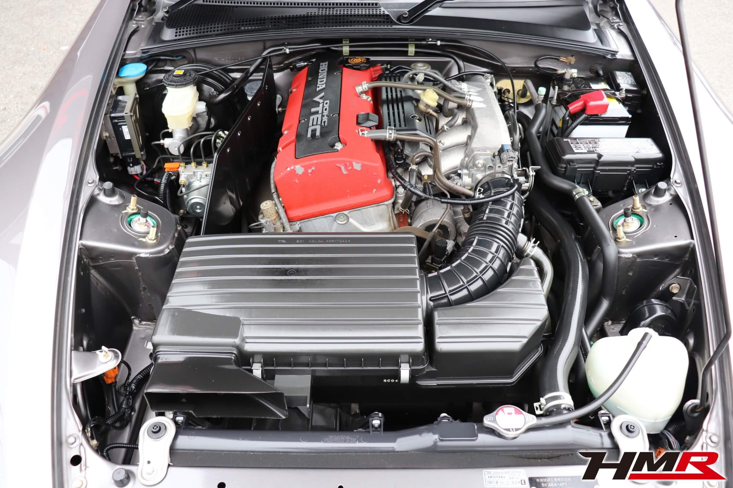 S2000(AP1)エンジン