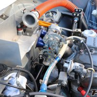 ホンダワンメイクミーティング N360エンジン