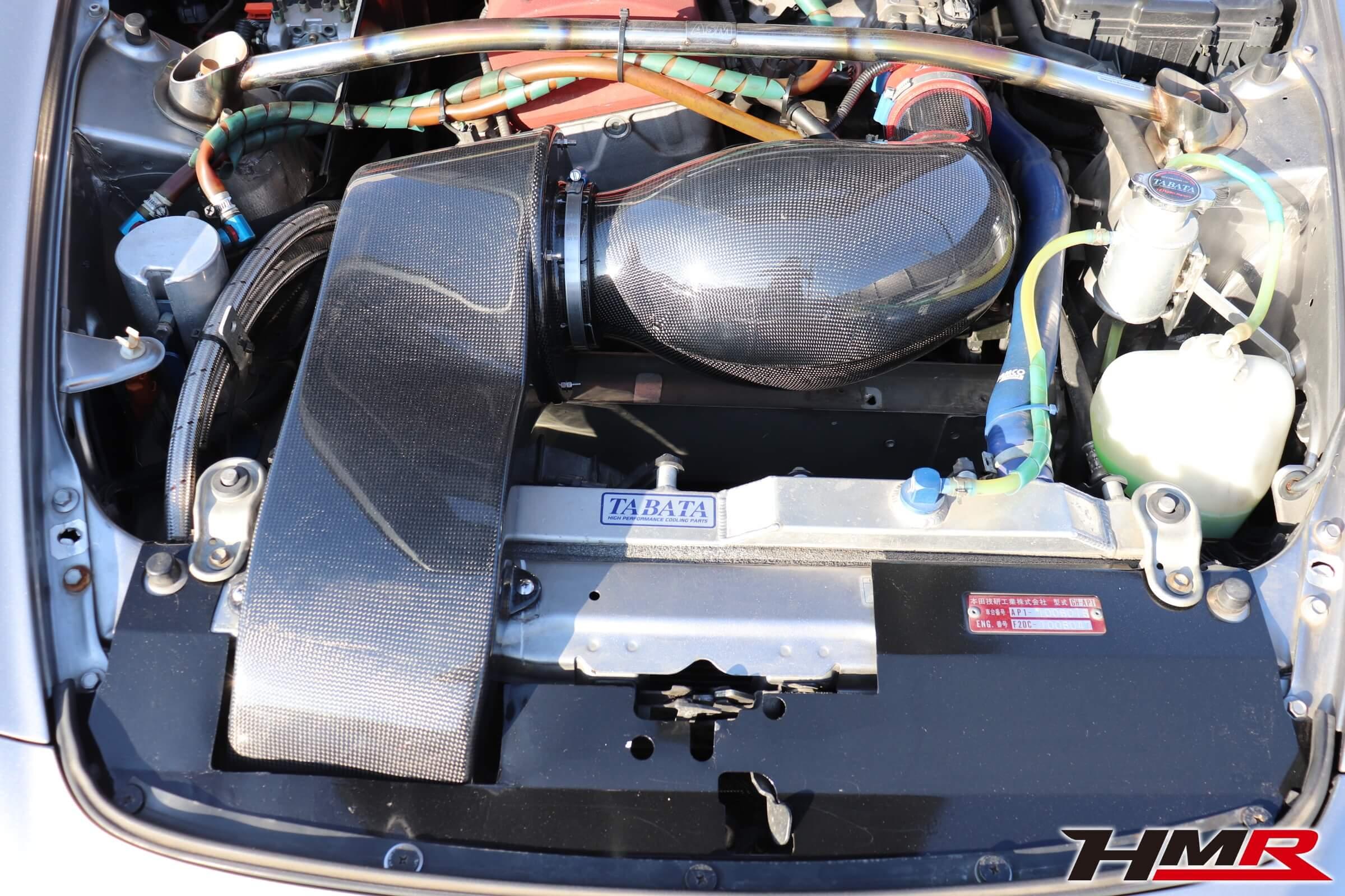 S2000 J'sracingつちのこチャンバー
