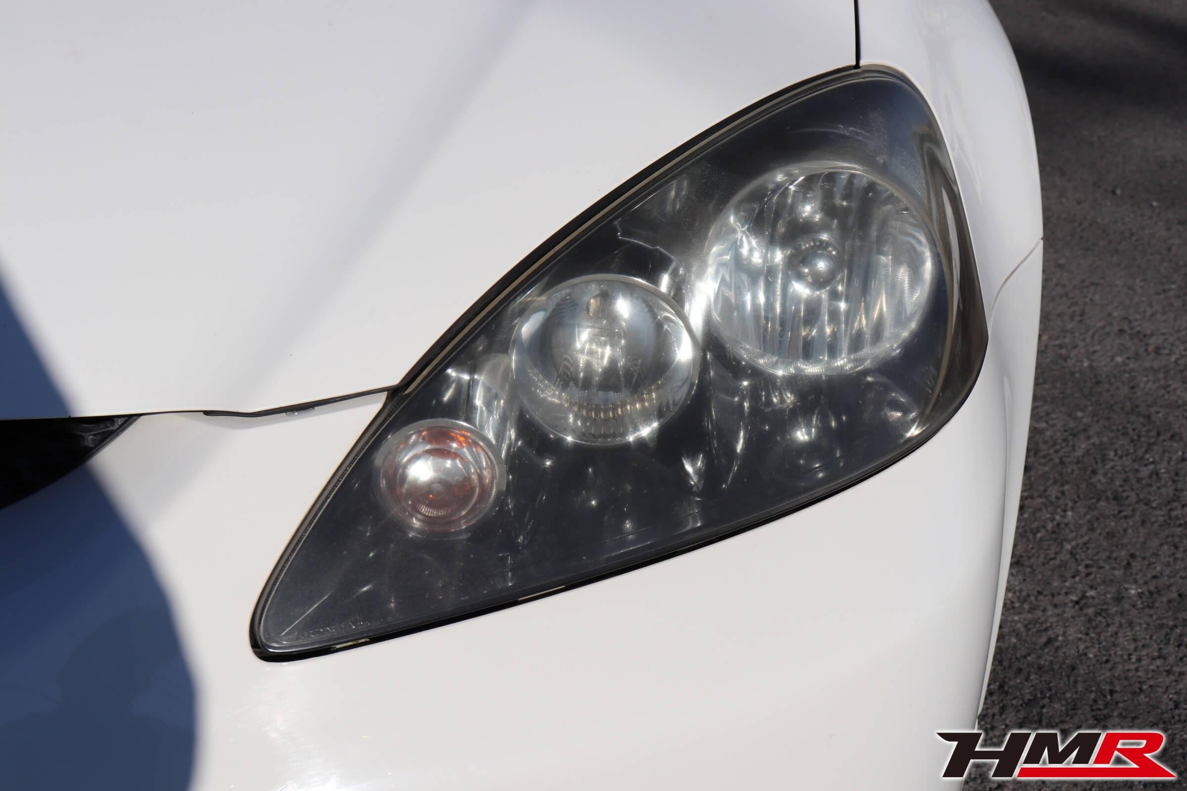 インテグラタイプR(DC5)ヘッドライト
