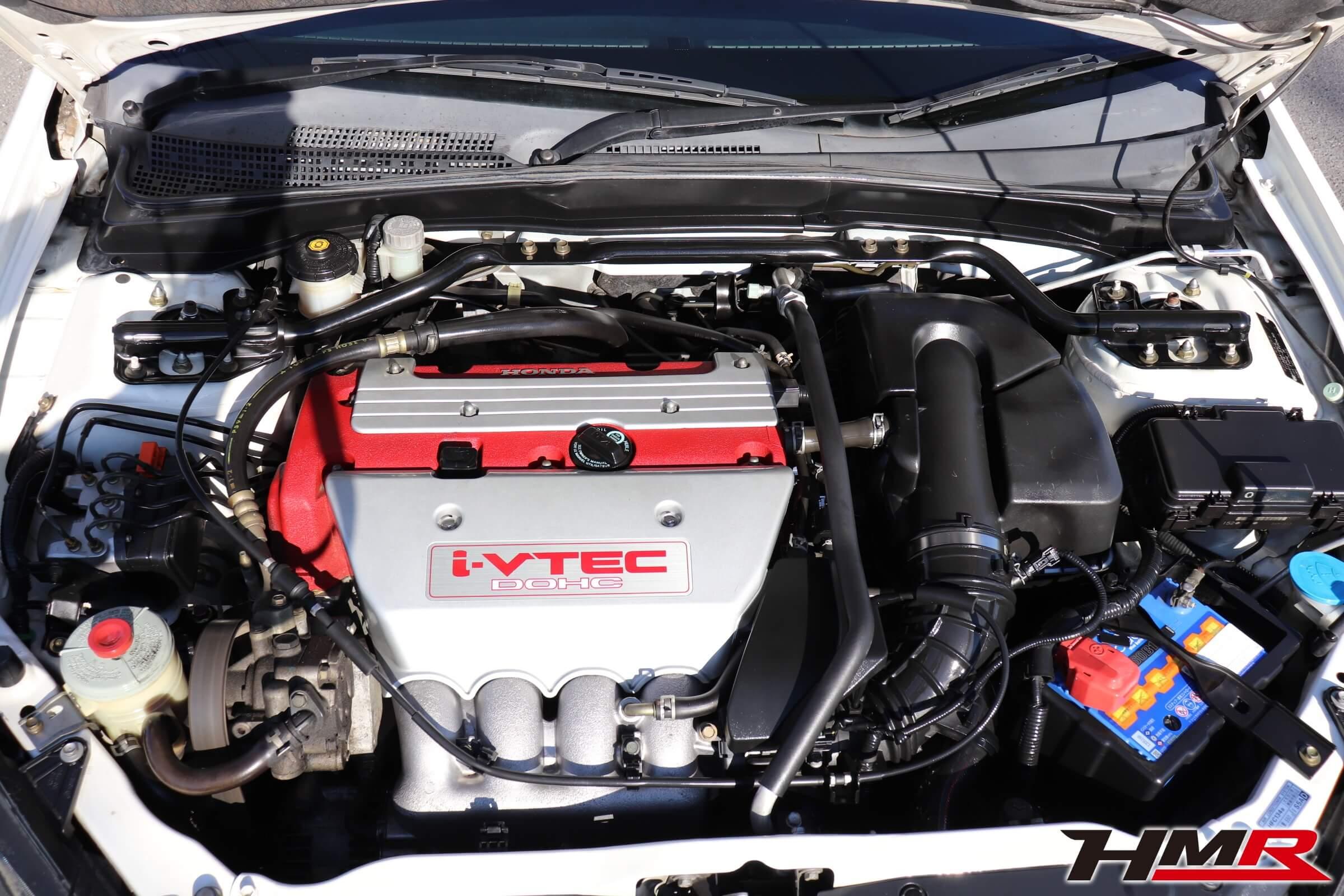 インテグラタイプR(DC5)K20Aエンジン