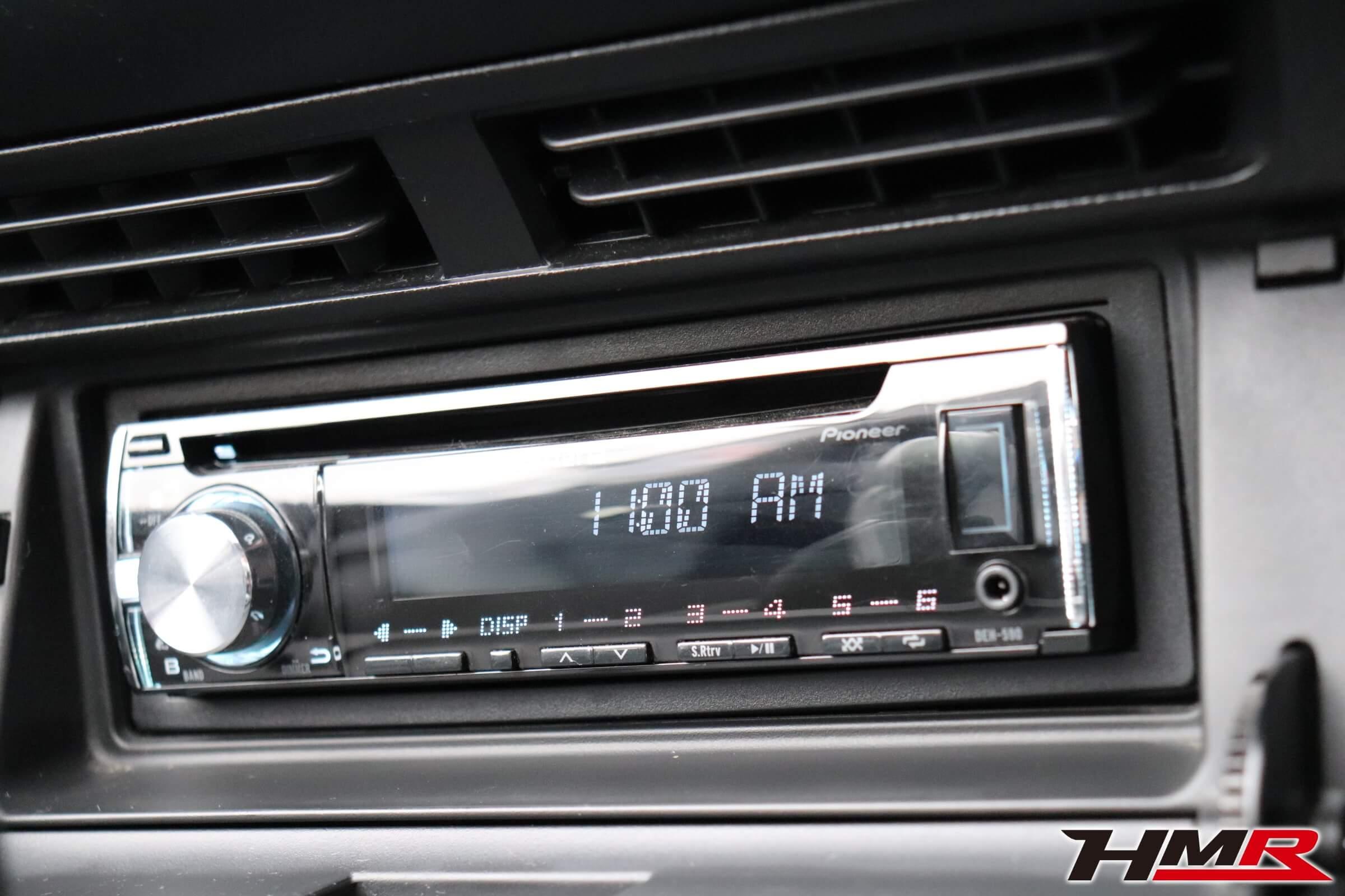 S2000(AP1)パイオニアCDデッキ