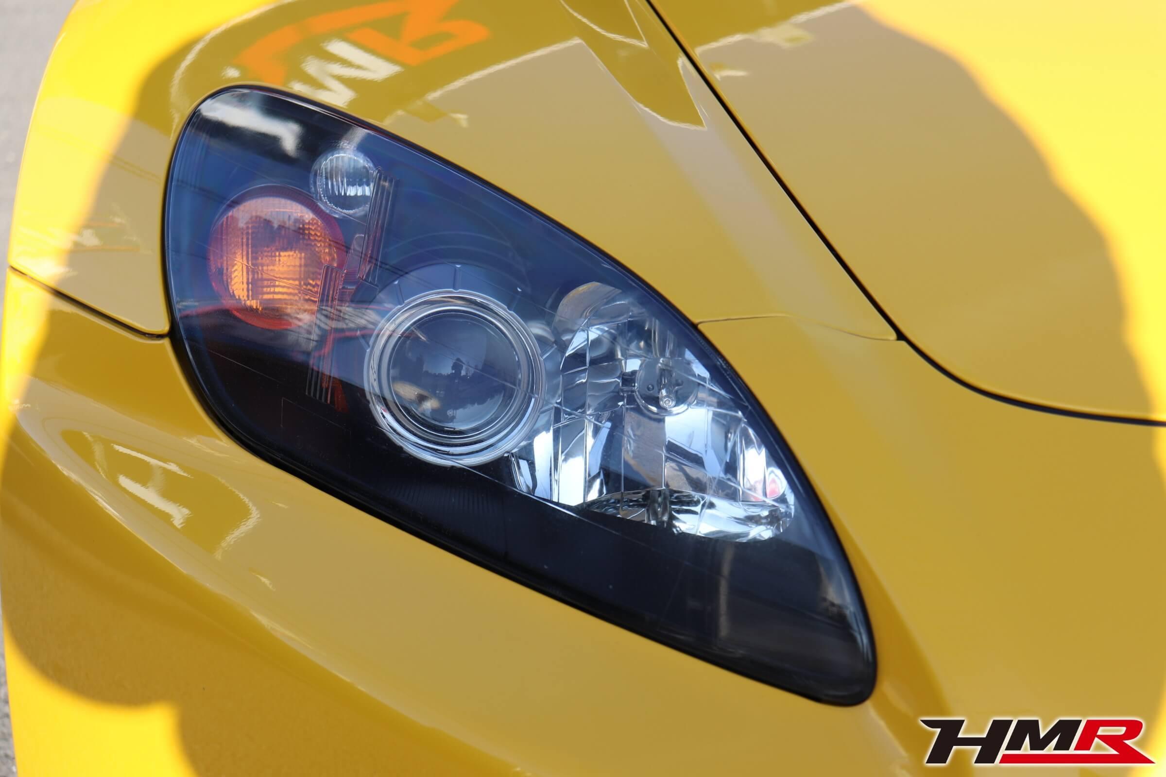 S2000(AP2)ヘッドライト