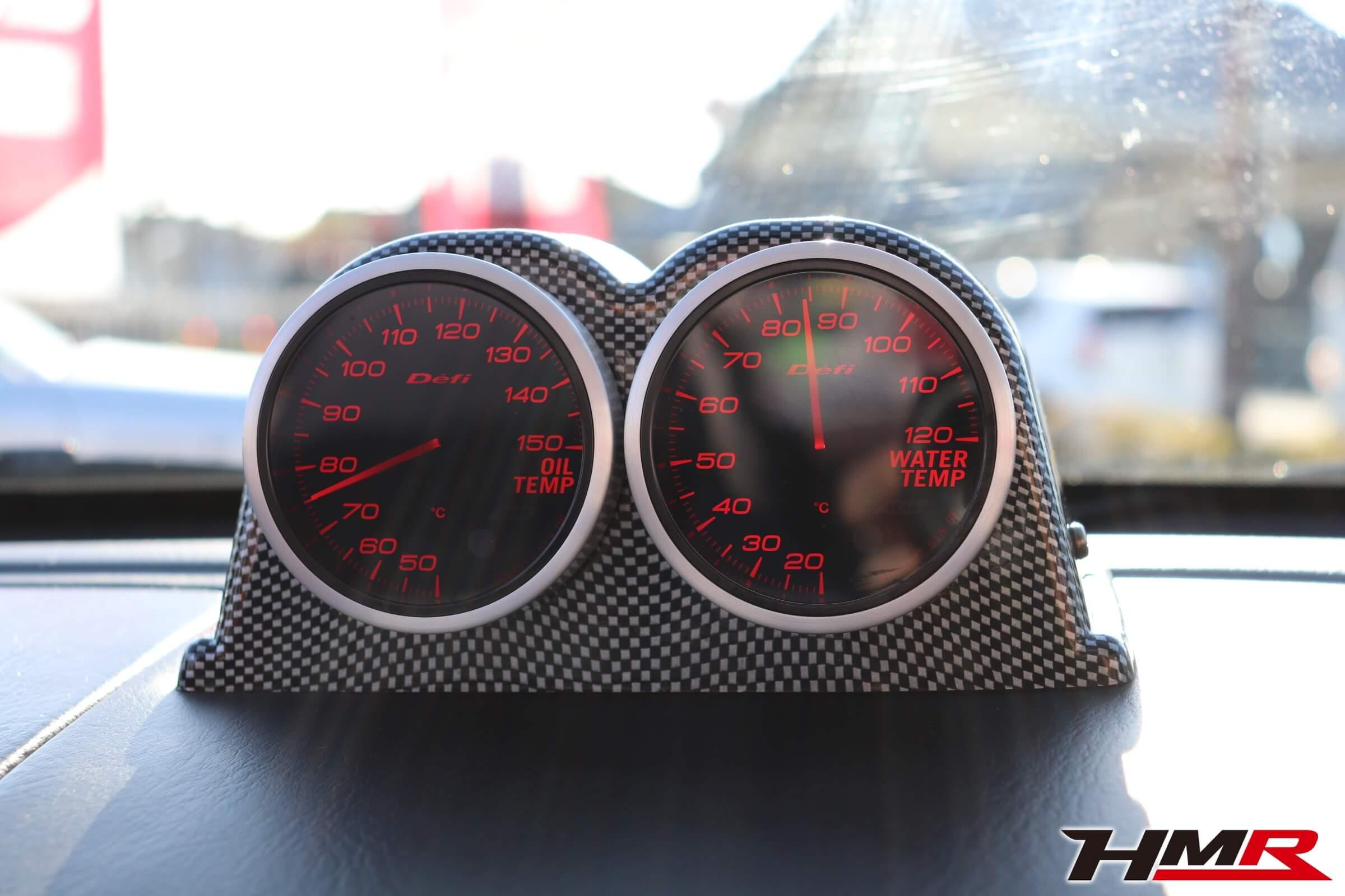 S2000(AP2)Defi水温油温計