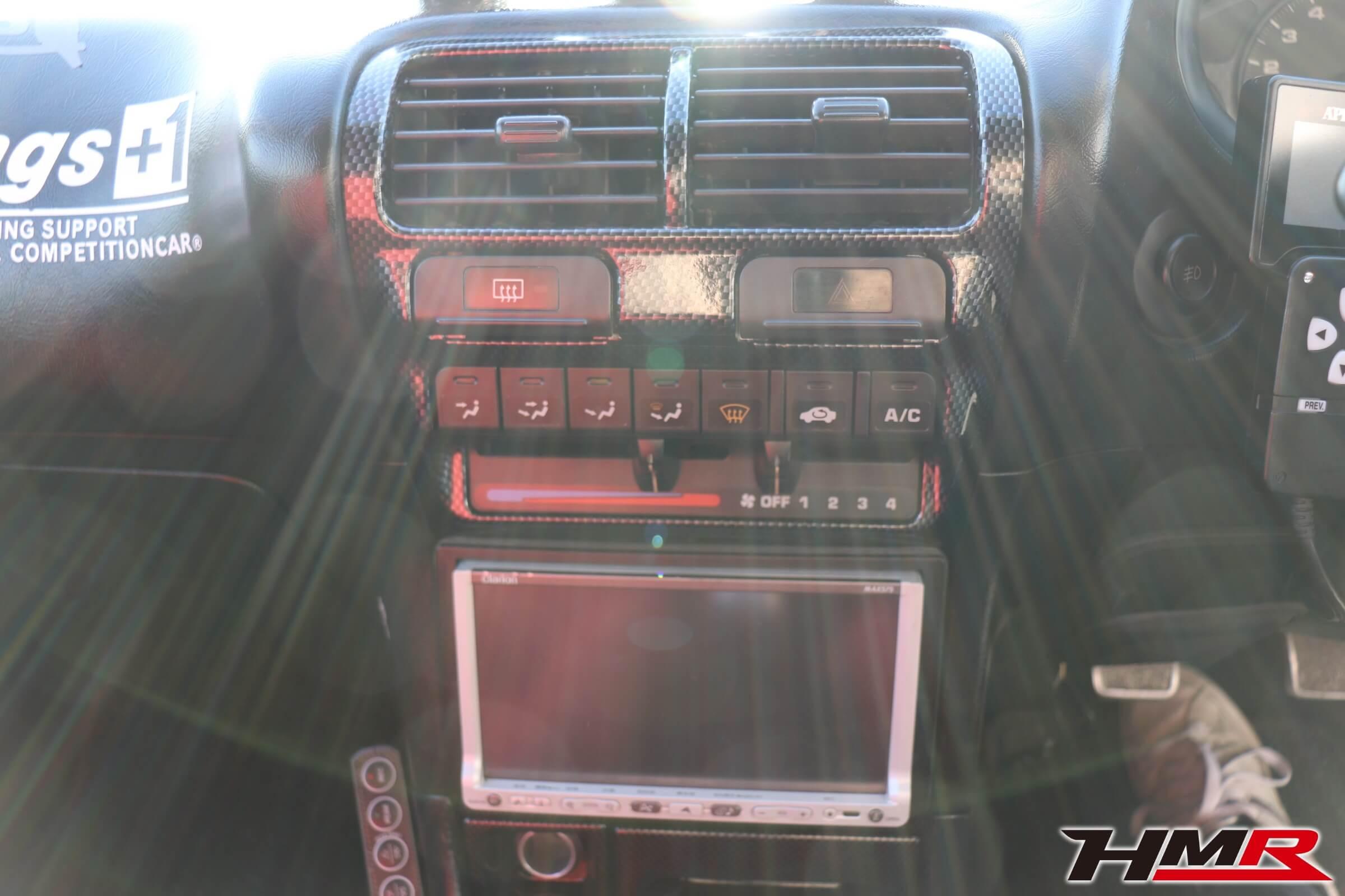 インテグラタイプR(DC2)オーディオ
