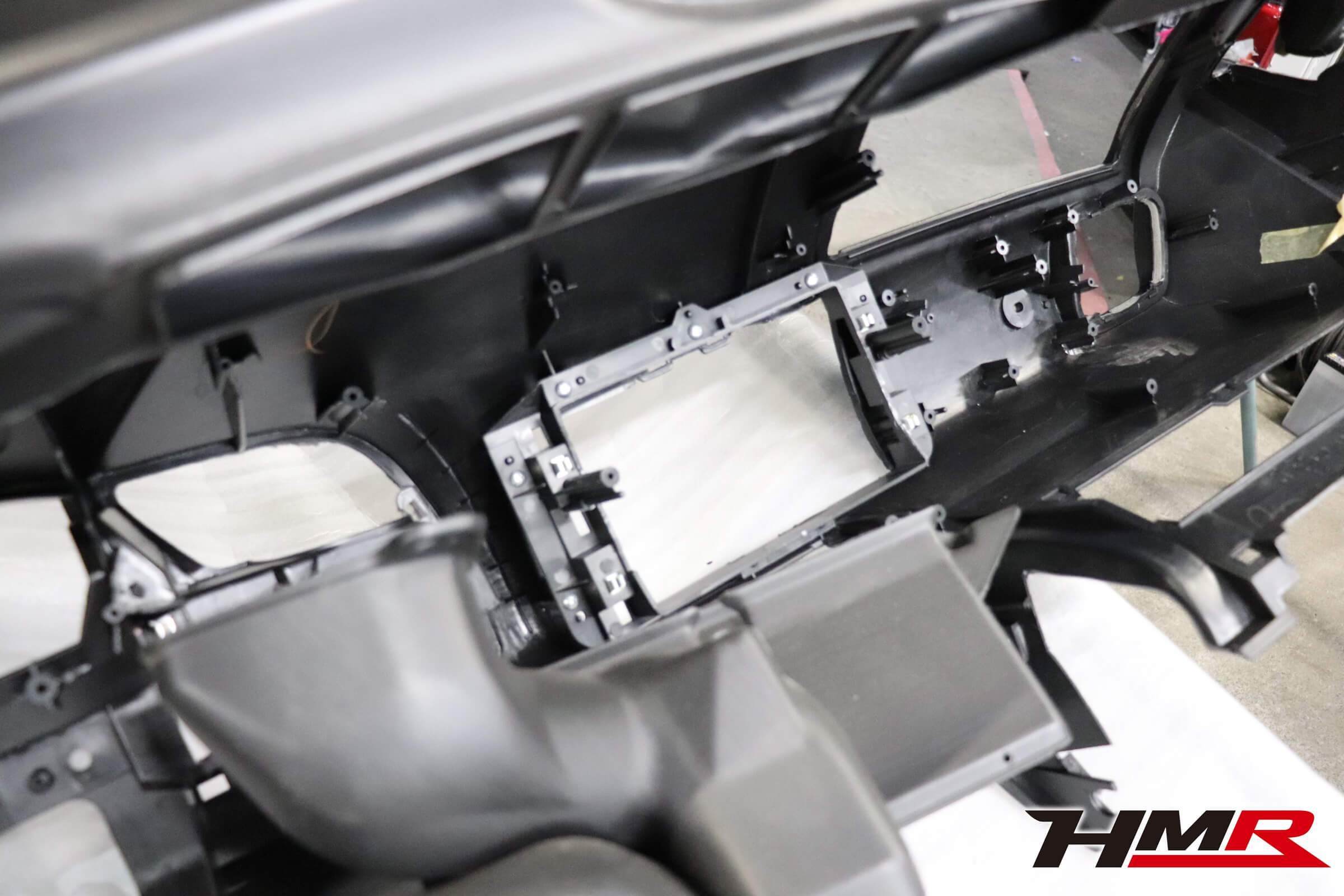 AP1 S2000 ナビ取付 ダッシュボード交換 ETC ドライブレコーダー